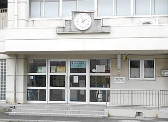 稲荷台小学校コミュニティハウス外観写真